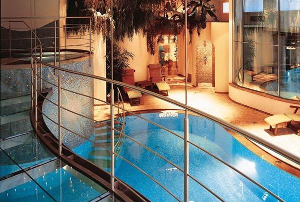 Hotel con piscina val di fassa leading relax hotel maria - Hotel moena piscina ...